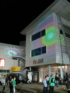 Test projection at MONDO