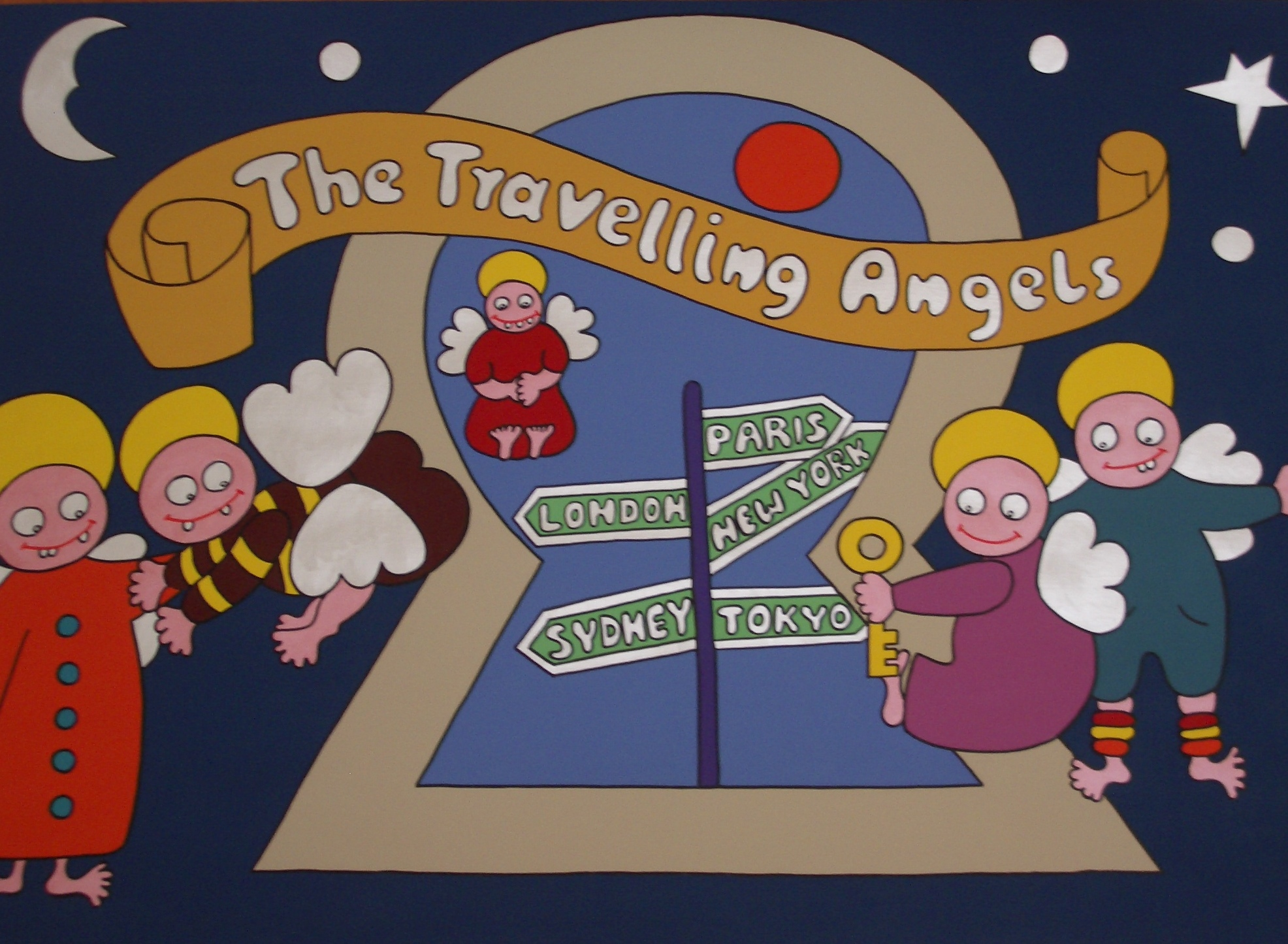 The Travelling Angels