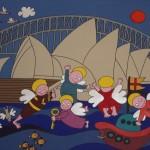 Angels visit Sydney