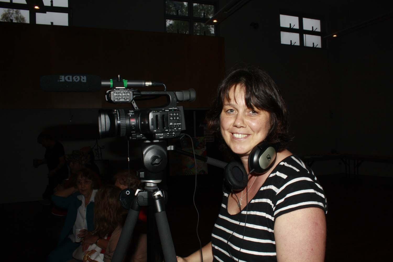 Videographer Hajni Tulogdi